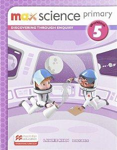 Max Science 5 - Primary - Workbook