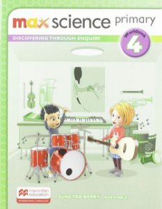 Max Science 4 - Primary - Workbook