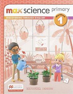 Max Science 1 - Primary - Workbook