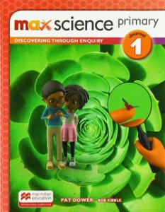Max Science 1 - Primary - Journal