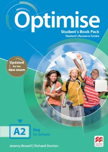 Optimise Updated Student's Book Pack-A2