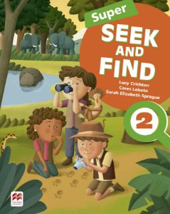 Super Seek And Find 2 Student's Book & Digital Pack