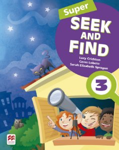 Super Seek And Find 3 Student's Book & Digital Pack