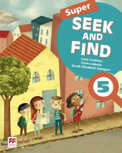 Super Seek And Find 5 Student's Book & Digital Pack