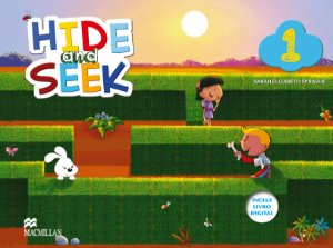 Promo - Hide And Seek Student's Book W/Audio CD & Digital Book - 1