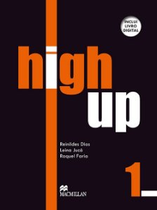 High Up Student's Book With Audio CD & Digital Book-1
