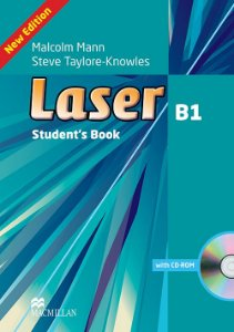Laser 3Rd Edition Student's Book With CD-Rom-B1