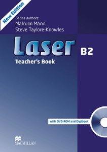 Laser 3Rd Edition Teacher's Book With Dvd-Rom And Digibook-B2