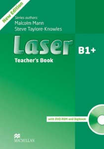 Laser 3Rd Edition Teacher's Book With Dvd-Rom And Digibook-B1+