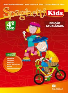 Spaghetti Kids Ed. Atualizada Student's Pack-4