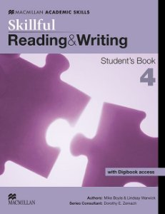 Skillful Reading & Writing Student's Book W/Digibook-4