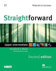 Straightforward 2nd Edition Student's Book W/Webcode-Upper-Intermediate