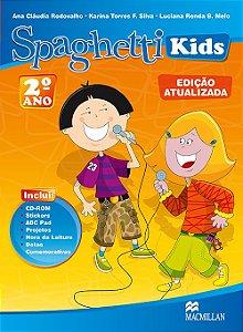Spaghetti Kids Ed. Atualizada Student's Pack-2