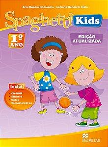 Spaghetti Kids Ed. Atualizada Student's Pack-1