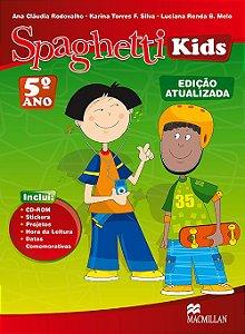 Spaghetti Kids Ed.Atualizada Student's Pack-5