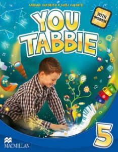 Youtabbie Student's Book W/Audio CD And eBook & Digibook-5