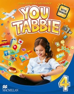 Youtabbie Student's Book W/Audio CD And eBook & Digibook-4
