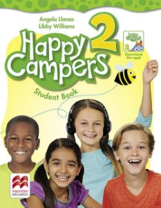 Happy Campers Student'S Book Pack With Skills Book-2