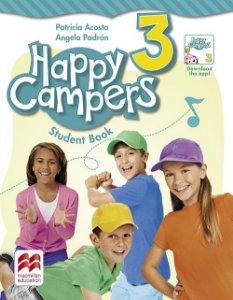 Happy Campers Student'S Book Pack With Skills Book-3