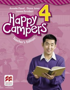 Happy Campers Teacher's Book Pack-4
