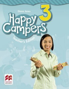 Happy Campers Teacher's Book Pack-3