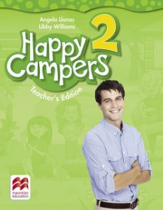 Happy Campers Teacher's Book Pack-2