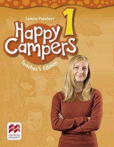 Happy Campers Teacher's Book Pack-1