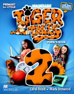 Tiger Tales 2 - Student's Book Pack With eBook
