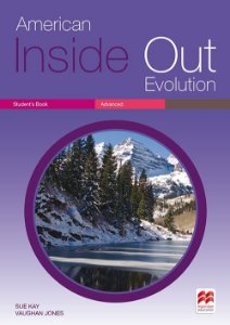 American Inside Out Evolution - Student's Book Pack - Advanced