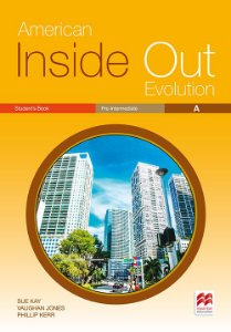 American Inside Out Evolution - Student's Book Pack - Pre-Intermediate A