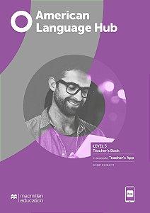 American Language Hub - Teacher's Book & App - 5
