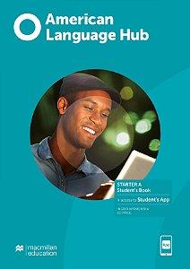 American Language Hub - Student's Pack W/Wb & App (W/Key) - Starter A