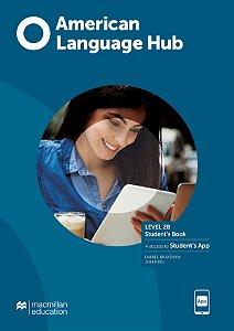 American Language Hub - Student's Pack W/Wb & App (W/Key) - 2B
