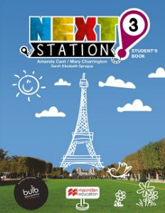 Next Station 3 - Student's Book