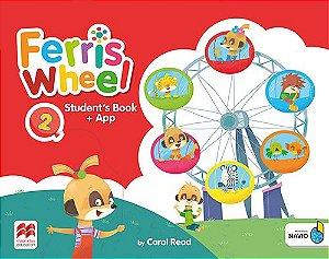 Ferris Wheel 2 - Student's Book + App