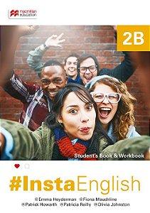 # Insta English - Student's Book-2B