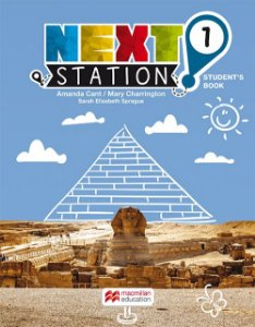 Next Station 1 - Student's Book With Workbook
