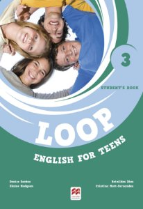 Loop English For Teens Student's Book W/Digital Book-3