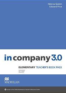 In Company 3.0 Teacher's Book Premium Plus Pack - Elementary