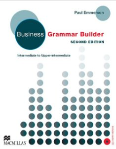 Business Grammar Builder New Edition With Audio CD