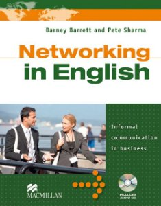 Networking In English With Audio CD