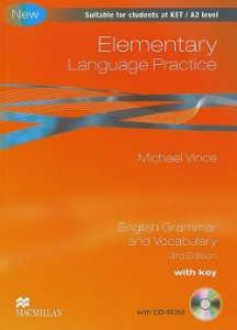 Elementary Lang.Practice New Edition With CD-Rom (W/Key)
