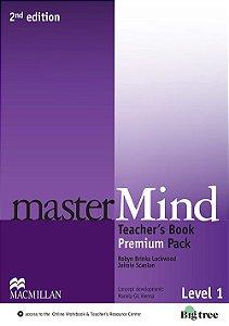Mastermind 2nd Edition Teacher's Book Premium Pack-1