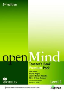Openmind 2nd Edition Teacher's Book Premium Pack-1