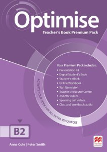 Optimise Teacher's Book Premium Pack B2