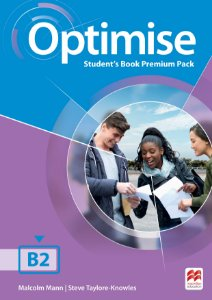 Optimise Student's Book Premium Pack B2