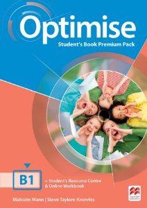 Optimise Student's Book Premium Pack B1