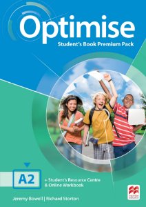 Optimise Student's Book Premium Pack A2
