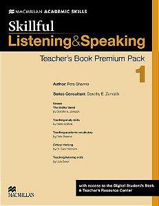 Skillful Listening & Speaking Teacher's Book Premium Pack-1