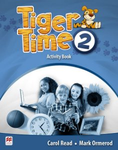 Tiger Time 2 - Activity Book